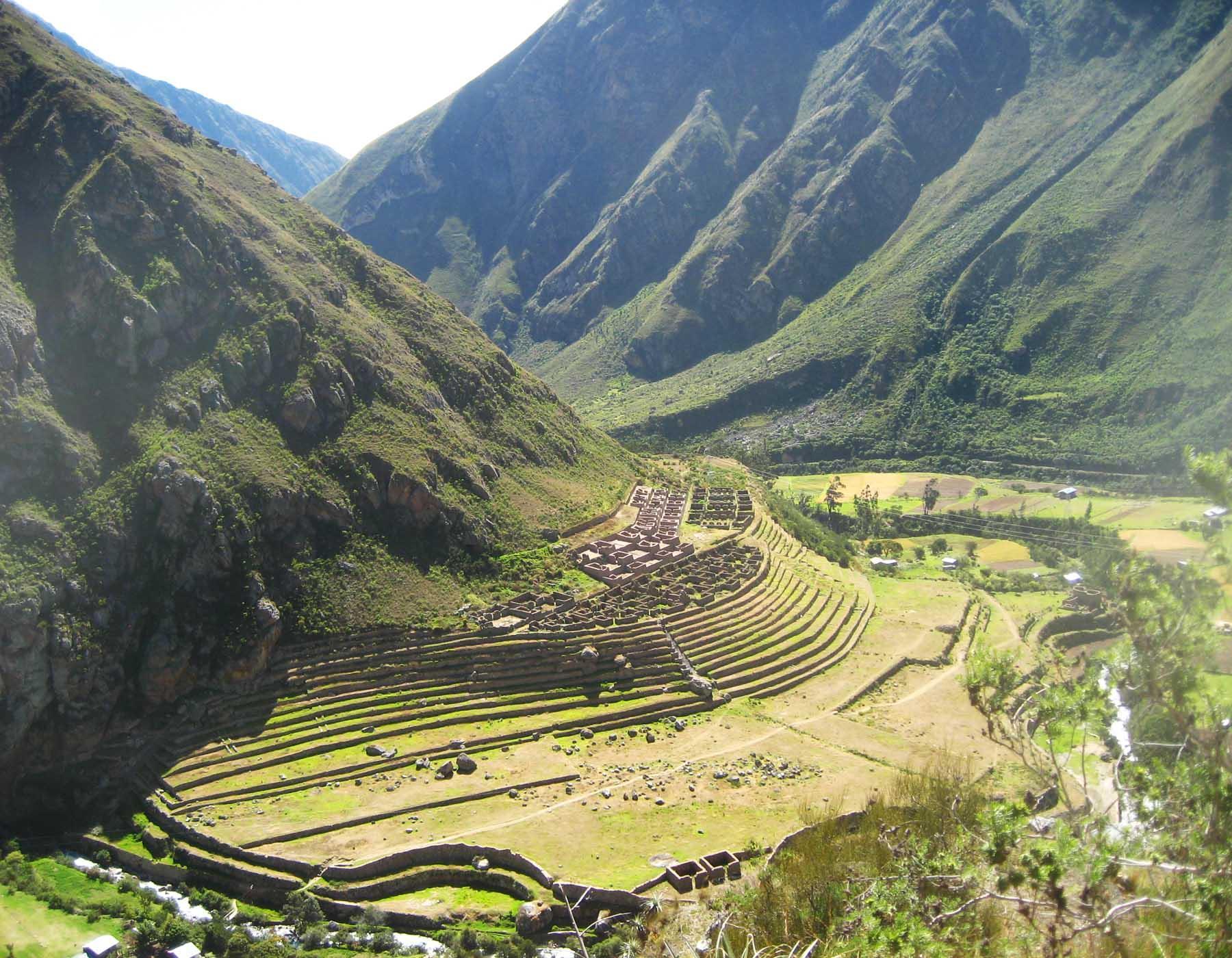 Machu Picchu, Puno & Arequipa